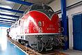 Eisenbahn- und Technik-Museum Rügen in Prora (05) - DB Diesellok BR V 200 (13508774473).jpg
