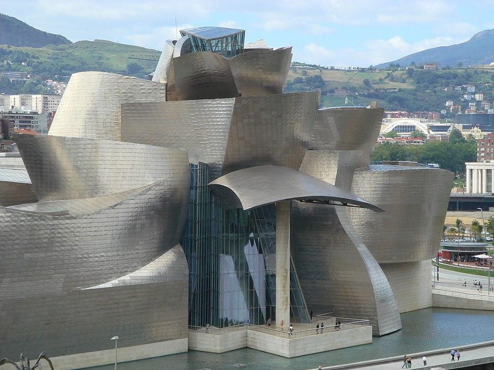 El Guggenheim vizcaíno. (1454058701)