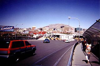 El Paso PDN Port of Entry