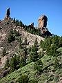 El Roque Nublo y El Fraile - panoramio.jpg