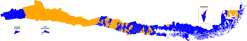 Elección-presidencial Ĉilio 2010 porkomunas.png