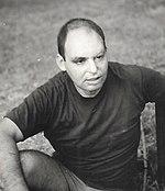 """רס""""ן אלי מרק במנוחת הבראה לאחר פציעה שנייה ינואר 1974"""