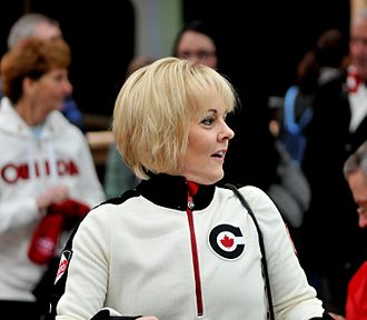 Elizabeth Manley - Elizabeth Manley at the 2010 Winter Olympics