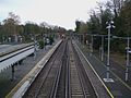 Elmstead Woods stn fast high southbound.JPG