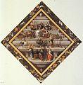 Emblem of the Rhetoric group De Violieren of Antwerp FFII.jpg