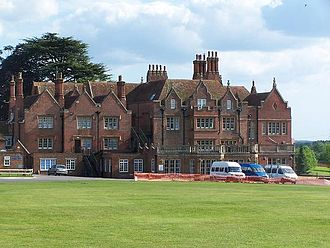 Florence Nightingale - Embley Park in Hampshire, now a school, was one of the family homes of William Nightingale.