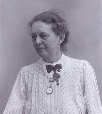 Emily Blathwayt - Emily Blathwayt in 1911