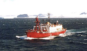 HMS Endurance (formerly Anita Dan)