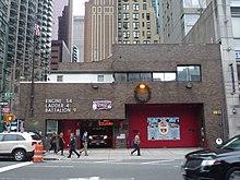 be1dd59a77b 54 Ladder Co. 4 Battalion 9. The main part of midtown Manhattan ...
