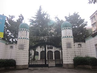 mosque in China
