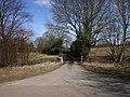 Entrance to Blackdown Farm - geograph.org.uk - 1756771.jpg