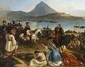 Entrevue du général Maison et d'Ibrahim Pacha, à Navarin, septembre 1828 (détail).jpg