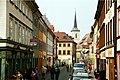 "Erfurt, the street ""Lange Brücke"".jpg"