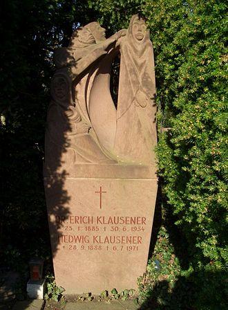 Erich Klausener - Image: Erich Klausener Mutter Erde fec