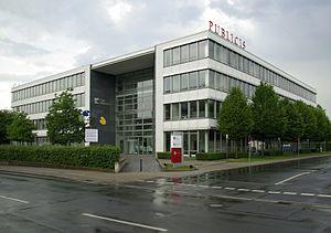 Solar Millennium - Head offices of Solar Millennium (33 Nägelsbachstraße, Erlangen)