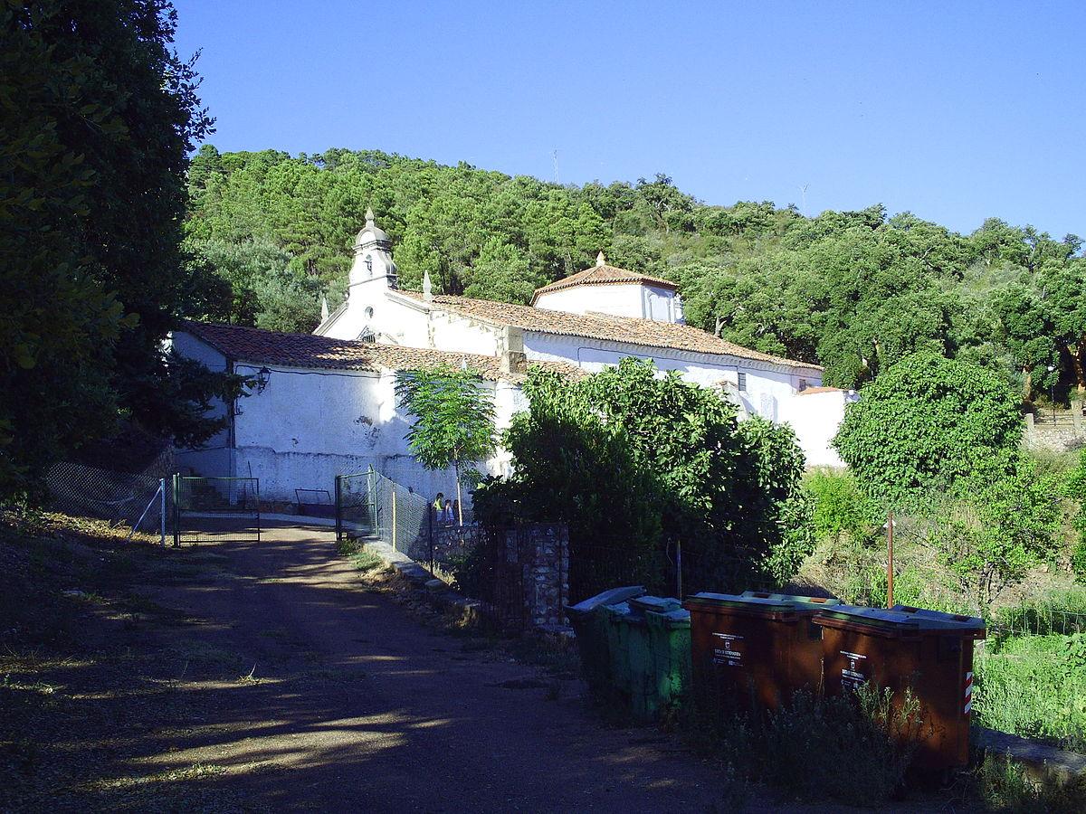 Ermita De Herrera Decorada Para Una Boda
