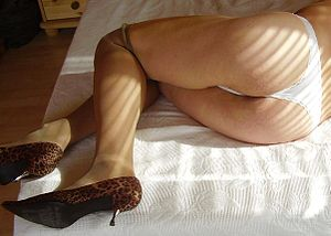 Erotic butt