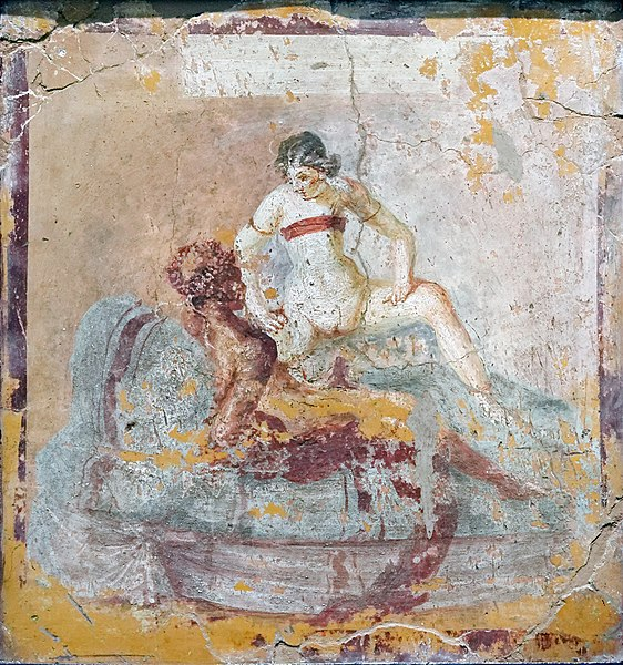 erotic secret pompeii
