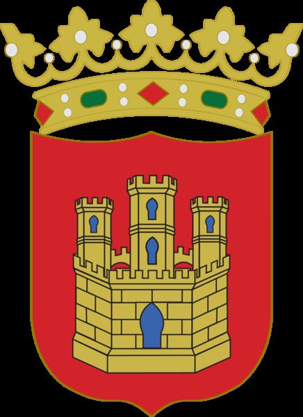 File:Escudo de Castilla.png