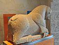 Escultura de toro sentado de época ibérica (10) - Museu Històric de Sagunt.JPG