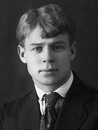 Sergei Yesenin - Sergei Yesenin, 1922
