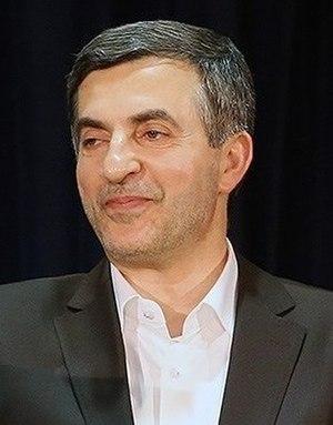 Esfandiar Rahim Mashaei - Image: Esfandiar Mashaei