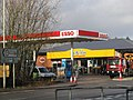 Esso service station on the Stockbridge Road - geograph.org.uk - 658073.jpg