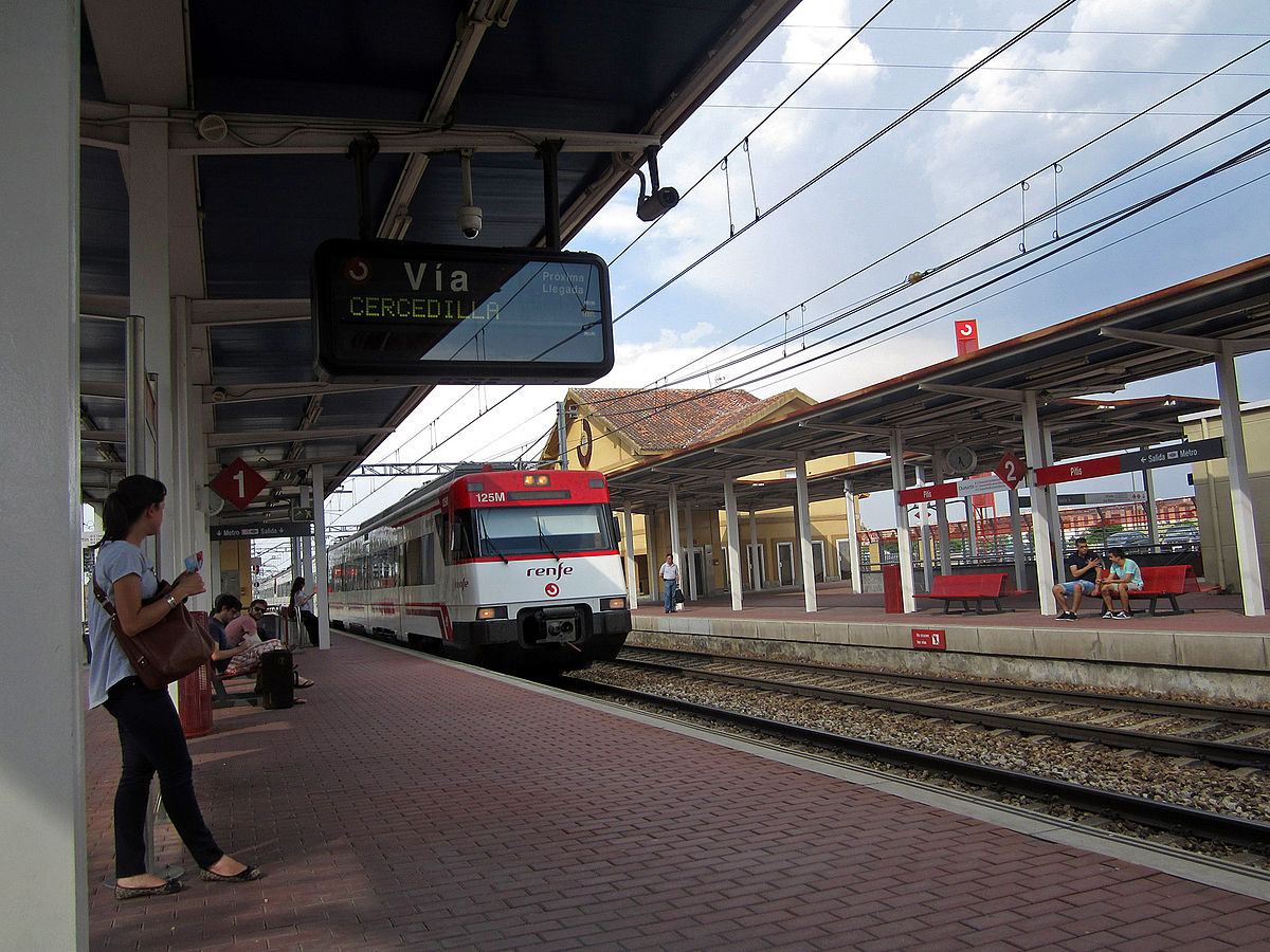 C 8 Cercanías Madrid Wikipedia