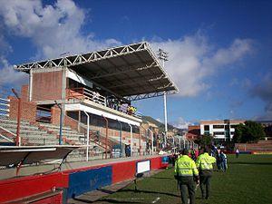 Soacha - Image: Estadio Luis Carlos Galán Soacha