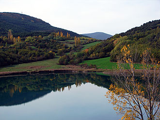 Pallars Jussà - The Estany de Montcortès (Pallars Jussà)
