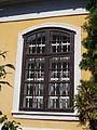 Esterházy hunting lodge. Listed ID 8767. Window. - Tamási, Hungary.JPG