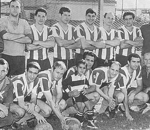 Estudiantes de Buenos Aires - In 1966 the team won the Primera C title.