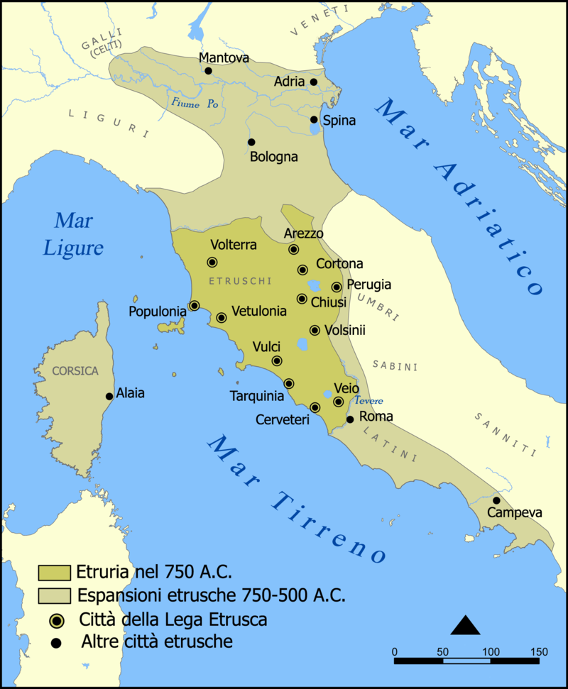 Cartina Italia Nel 400.L Italia Nel I Millennio A C Capitolivm