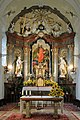 Etsdorf - Pfarrkirche, Chor.JPG