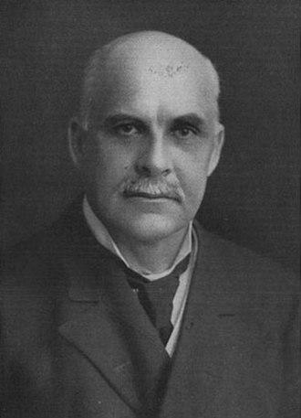 1914 United States Senate election in Arizona - Image: Eugene W. Chafin
