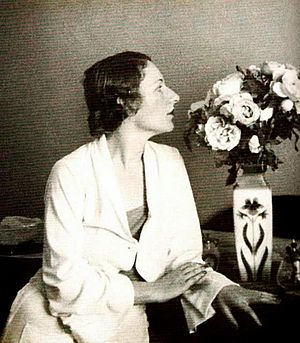 Eva Klabin Foundation - Eva Klabin in 1929.
