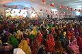 Evening Prayers - Rawatpura Sarkar Ashram - Chitrakoot - Satna 2014-07-05 6669.JPG