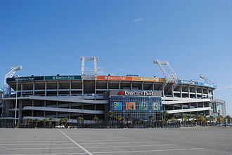 2014 Gator Bowl - The 2014 Gator Bowl was played at EverBank Field.