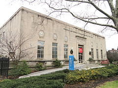 Exterior - Museum of Fine Arts, Springfield, MA - DSC03877.JPG