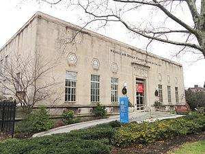 Quadrangle (Springfield, Massachusetts) - D'Amour Museum of Fine Arts
