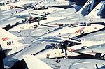 F-14A Tomcats on USS Enterprise (CVN-65) 1984.JPEG