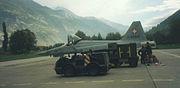 F-5 vorflug