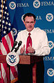 FEMA - 15923 - FEMA Director David Paulison at the podium on 09-24-2005 in District of Columbia.jpg