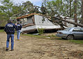 FEMA - 40842 - FEMA assessing tornado damage in Arkansas.jpg