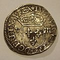 FRANCE, LOUIS XIII, 1643 -HALF ECU b - Flickr - woody1778a.jpg