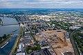 Fabrikhallen der ehemaligen Gasmotorenfabrik Deutz, Klöckner-Humboldt-Deutz, Westwaggon, Köln-Mülheim - Luftaufnahme-0904.jpg
