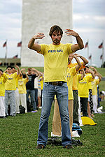 Falun Dafa, doing the standing meditation6.jpg