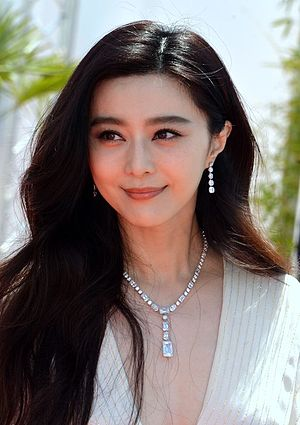 Fan Bingbing - Fan at the 2017 Cannes Film Festival