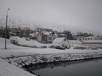 Fáskrúðsfjörður - Image: Faskrudsfjordur 5
