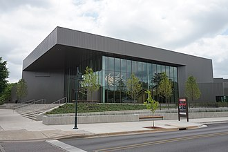 Walton Arts Center - The Walton Arts Center in May 2017